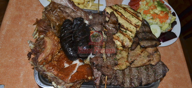 parrilla familiar